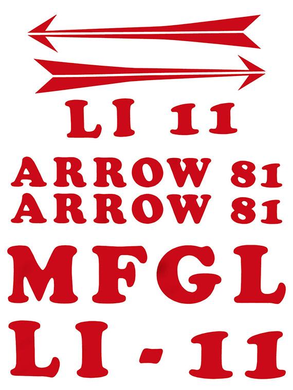 arrow martin 59s