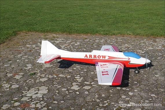 arrow ep 16s